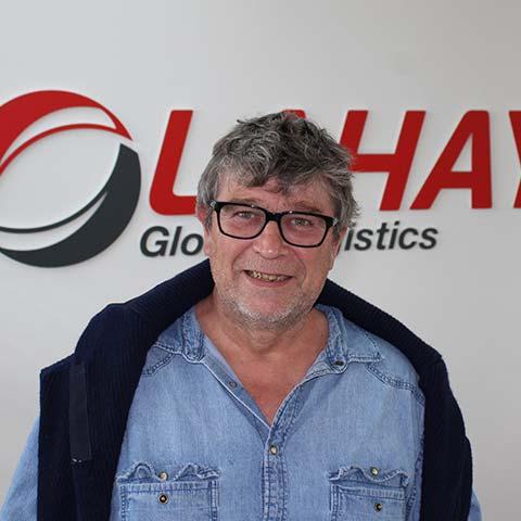 Lahaye Global Logistics Responsable Secteur Olivier 1