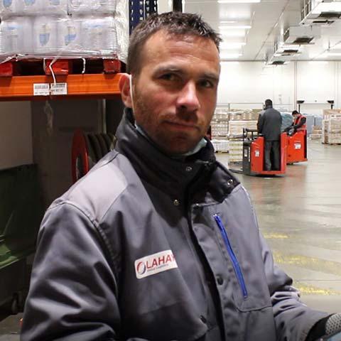 Lahaye Global Logistics Anthony Preparateur De Commande
