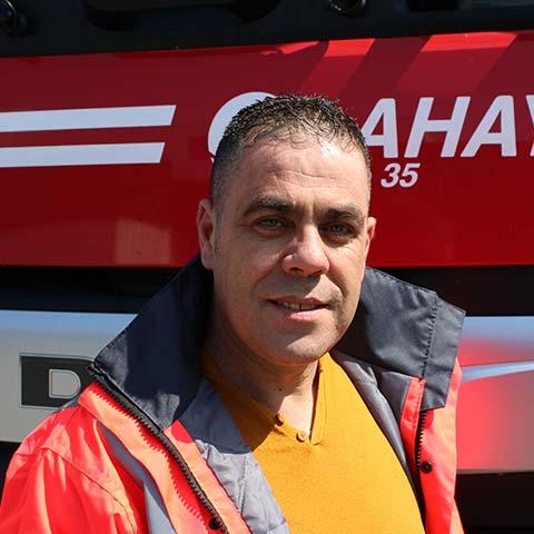 Lahaye Global Logistics Mohamed Conduteur Routier