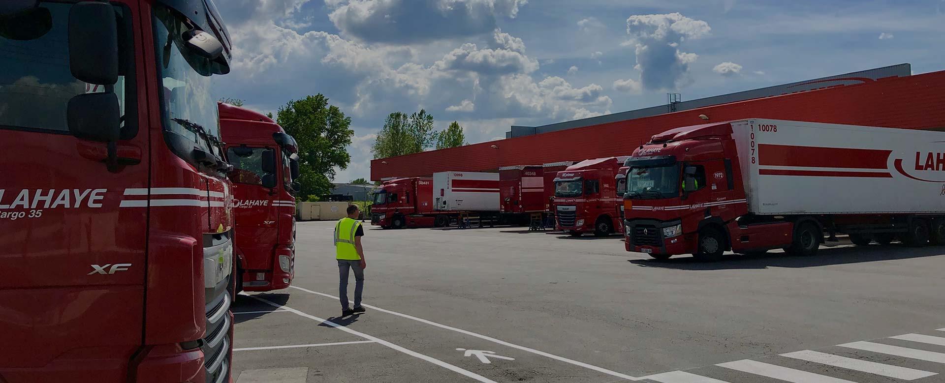 Lahaye Global Logistics Couverture Nous Rejoindre