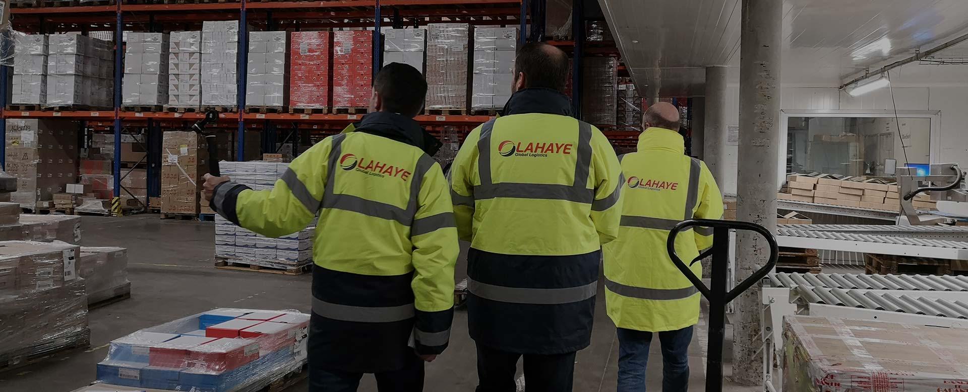 Lahaye Global Logistics Couverture Sante Et Securite Au Travail