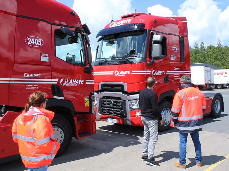Lahaye Global Logistics Nous Rejoindre
