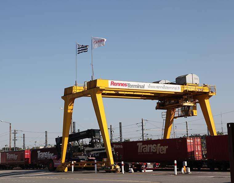 Lahaye Global Logistics Rse Rail Route